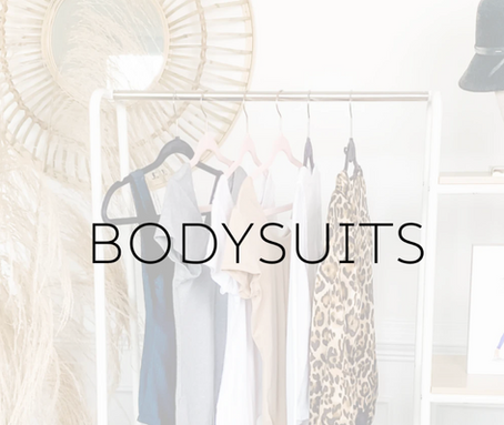 3 reasons bodysuits are the new undershirt