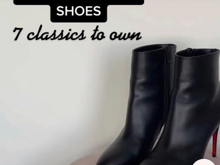 Shoe Capsule
