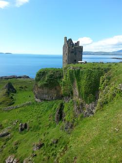 Gylen Castle, Kerrera