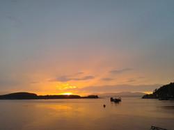 Sunset over Kerrera