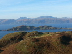 View to Isle of Mull