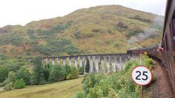 Glenfinnan Viaduct (Harry Potter)