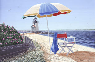 Tea Time at Brant Point