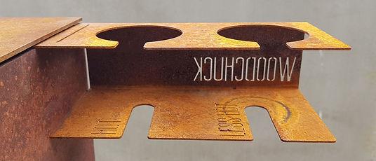 Woodchuck S - bekerhouder voor terraskachel