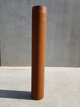 Schoorsteen 95 cm Cortenstaal