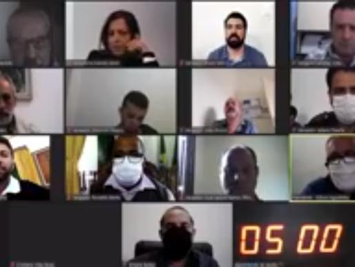 Processo contra o vereador Deyvson Ribeiro é arquivado pela Câmara de vereadores de Mariana