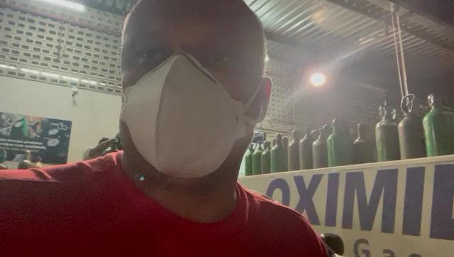Com UTI lotada, Mariana inicia plano de ação para evitar falta de oxigênio para pacientes com Covid
