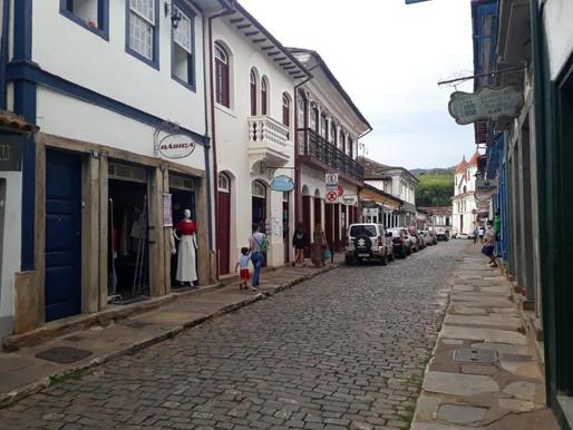Mariana, Ouro Preto e Itabirito regridem para onda amarela no Minas Consciente