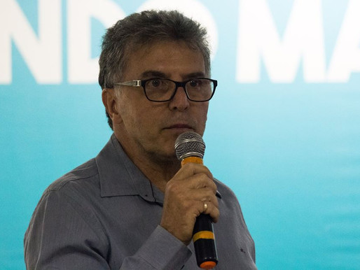 Vice-prefeito de Mariana assume cargo de prefeito a partir de hoje