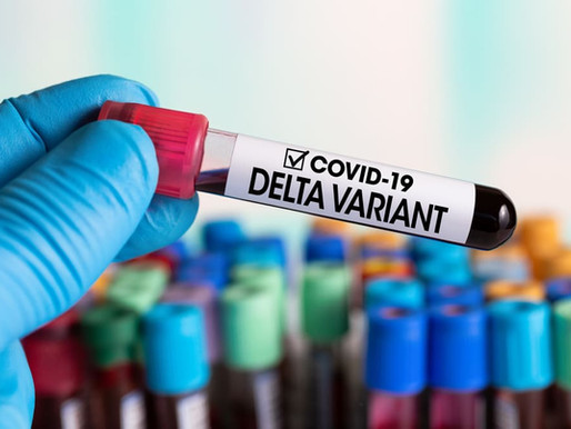 Mariana identifica possível caso da variante Delta