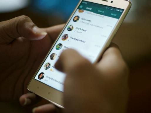 WhatsApp libera transferências bancárias pelo aplicativo