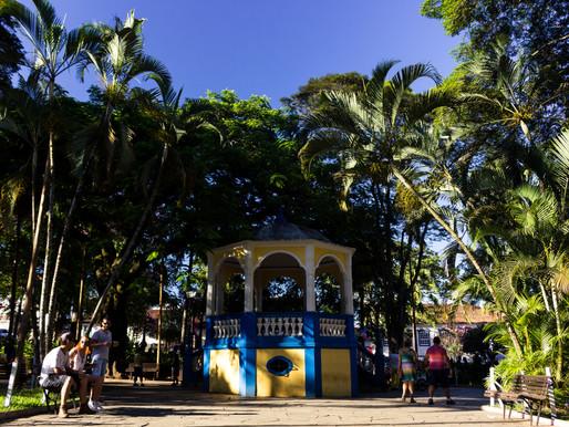 Obras no Jardim são paralisadas por determinação do Ministério Público de Minas Gerais