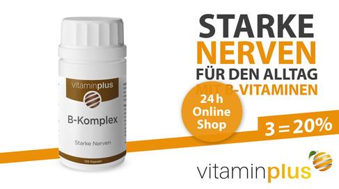 Vitaminplus B-Komplex