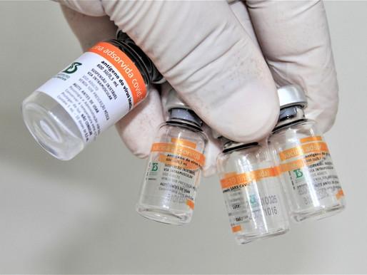 Mariana é a cidade em Minas com mais casos de troca da segunda dose da vacina contra a Covid-19