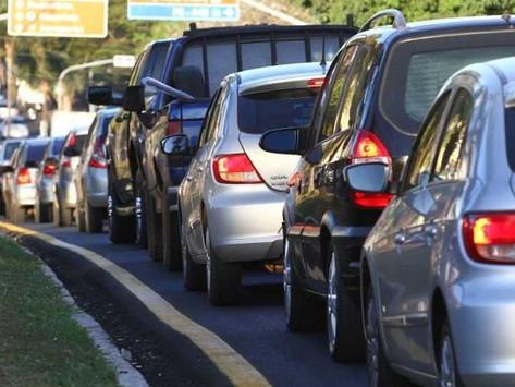 Nova lei de trânsito entra em vigor a partir desta segunda-feira, 12