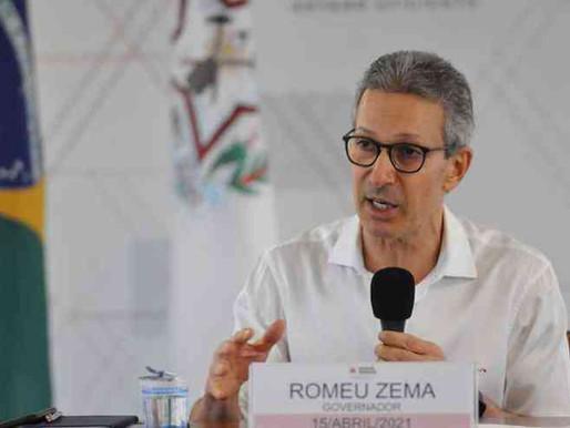 Zema tem até hoje, sexta-feira, para sancionar auxílio mineiro de R$ 600