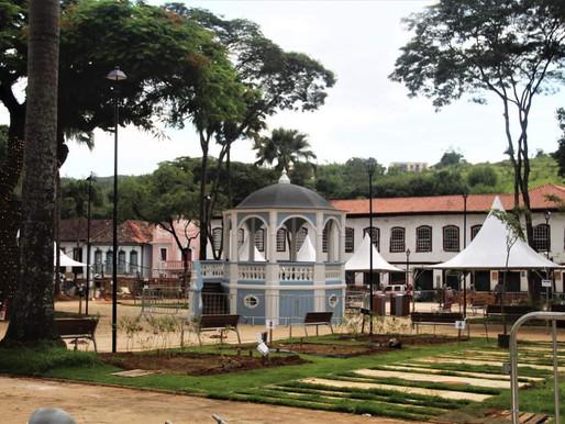 Praça Gomes Freire será reaberta nesta quarta-feira, 23