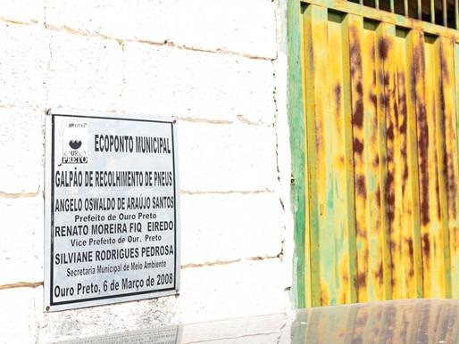 Prefeitura de Ouro Preto disponibiliza ponto para descarte de  eletroeletrônicos