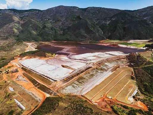 Vale inicia primeira fase das obras de descaracterização da Barragem Doutor, em Antônio Pereira