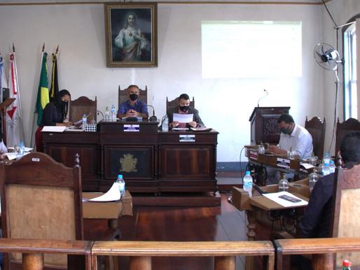 Além da CPI da Saneouro, falta d'água é foco das discussões entre os vereadores de Ouro Preto