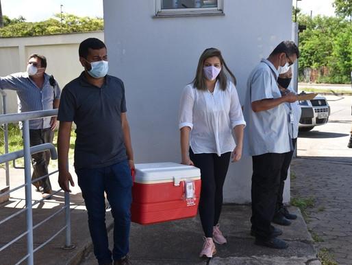 Apenas 0,79% da população de Mariana receberá a primeira dose da vacina contra o coronavírus