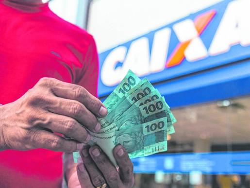 Pagamento do auxílio emergencial, no valor de R$600, inicia-se nesta semana