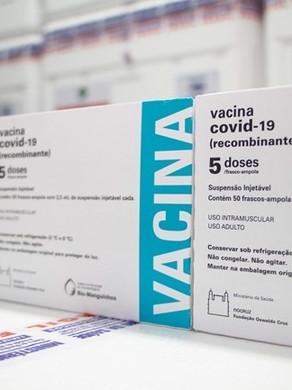 Fiocruz adia para agosto meta de entrega de vacinas contra Covid-19