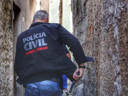 Governo de Minas anuncia concurso para a Polícia Civil