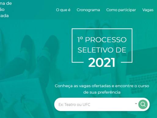 MEC libera consulta de vagas do SiSU 2021/1