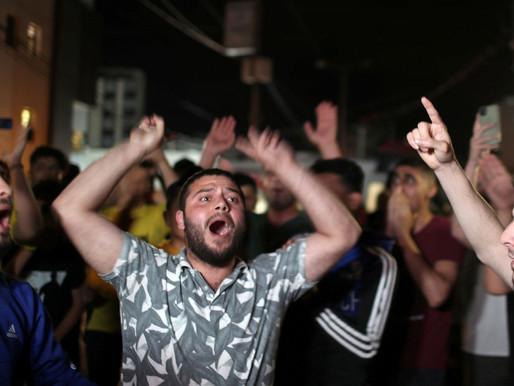 Acordo de cessar-fogo entre Israel e Hamas entra em vigor