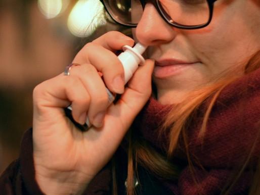 Covid-19: vacina em forma de spray nasal pode estar disponível até 2022