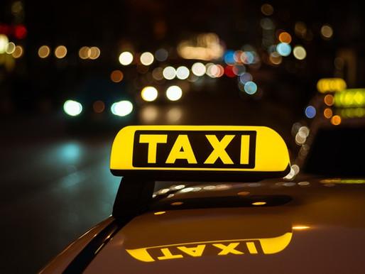 Recadastramento anual para o serviço de taxi em Mariana