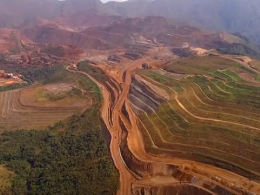 Risco de ruptura motivou interdição da barragem da Vale em Mariana