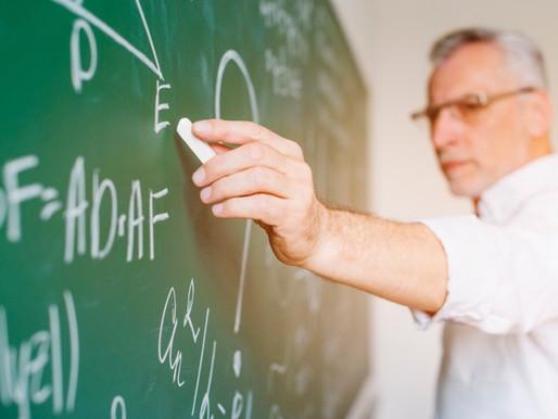 Cadastro para designação para os cargos de professores em Mariana