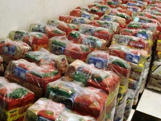 Prefeitura de Mariana inicia distribuição das cestas básicas para alunos nesta quarta-feira, 16