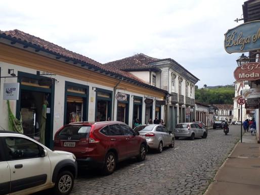 Prefeitura de Mariana determina fechamento dos comércios não essenciais por 15 dias