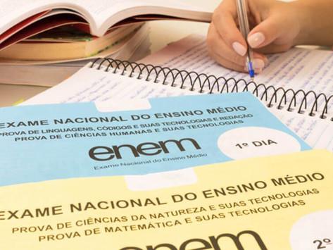 Inep divulga datas para pedidos de isenção da taxa de inscrição do Enem