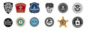 Badges, Plymouth Rock Technologies, Drones Australia, UAS Australia