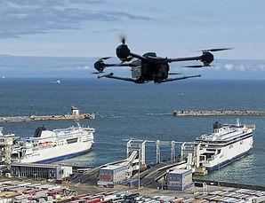 X1 UAS flight, X1 UAS Australia, Plymouth Rock X1 Australia, X1 Drone, X1 UAS