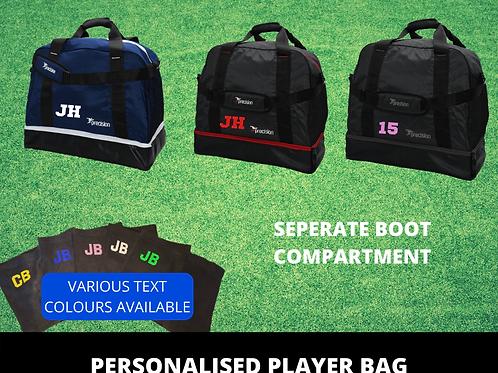 Personalised Precision Player Bag