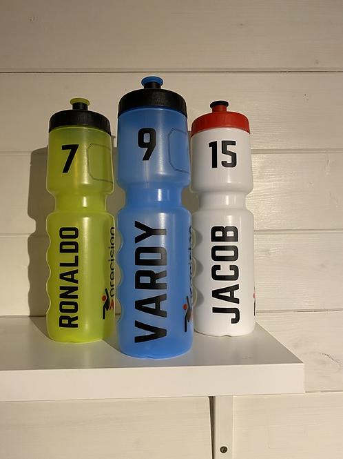 Sports Bottle Vinyl Sticker 1