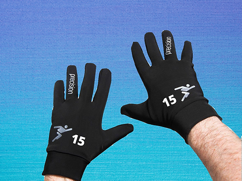 Personalised Precision Player Gloves