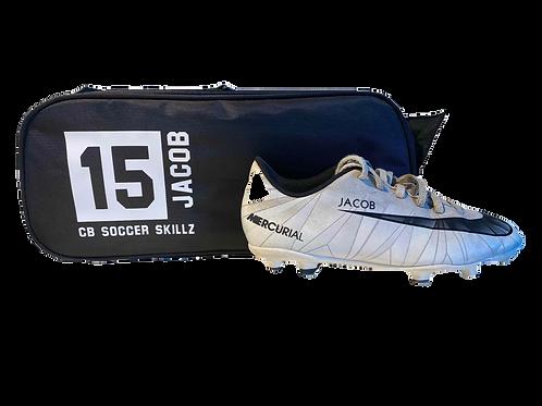 Personalised Football Boot Bag
