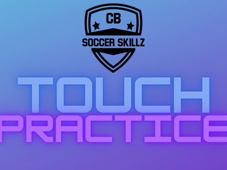 TOUCH PRACTICE - LOCKDOWN 2.0 ONLINE TRAINING