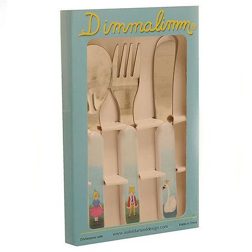 Mixed Cutlery Set
