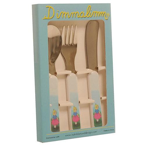 Dimmalimm Cutlery Set