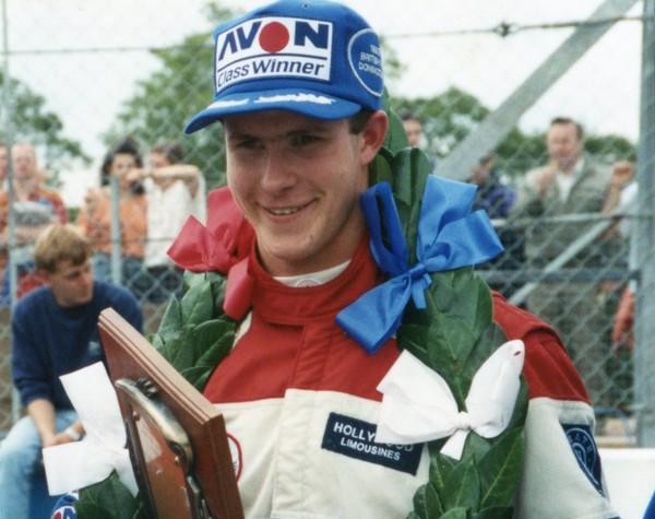 1993 DPRAC Trophy winner Jamioe Spence