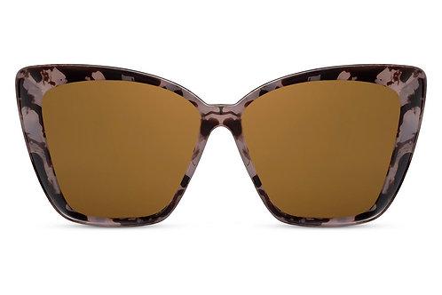 Oversize Tortoise Shell Sunglasses