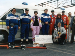 1993 Presentation to the rescue services