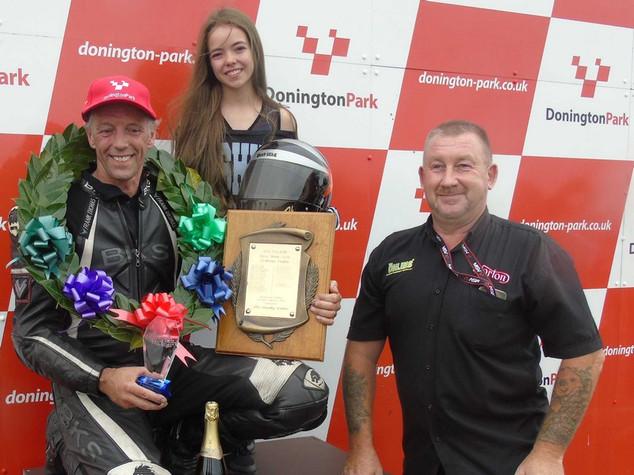 2019 Ken Walker Trophy winner Mike Hose